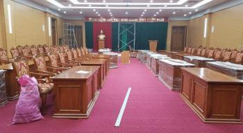 Bàn ghế họp 2