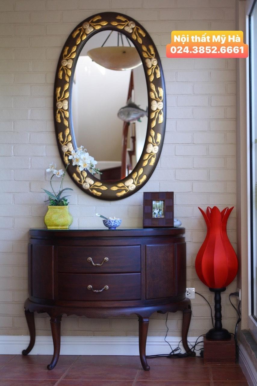 Tủ phấn gương treo tường