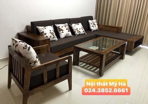 Bộ bàn ghế phòng khách 4
