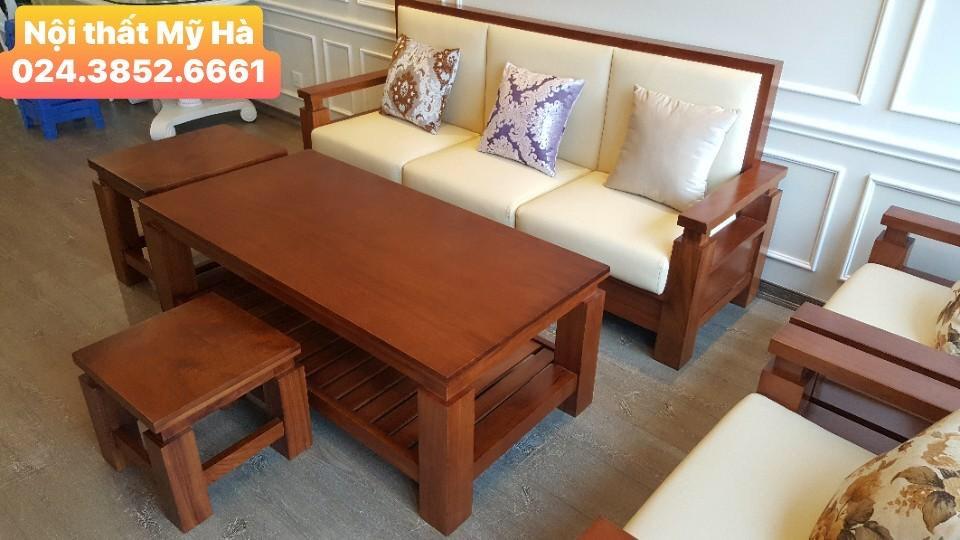Bộ bàn ghế phòng khách 2